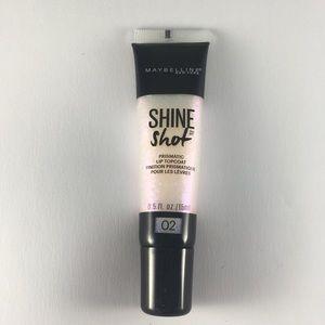 3/$18 New Maybelline Shine Shot Prismatic Topcoat
